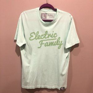 Electric Family Green T-Shirt